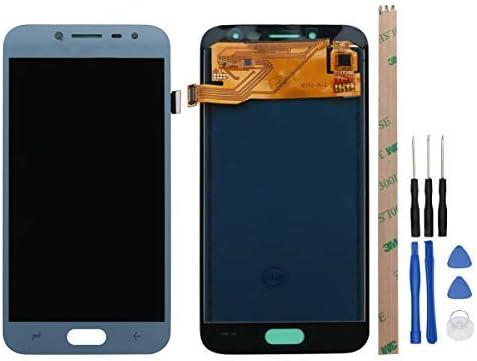 جایگزینی YHX-US برای سامسونگ Galaxy J2 pro 2018 J250 J250F LCD صفحه نمایش لمسی صفحه نمایش لمسی + مجموعه ای از ابزار (آبی