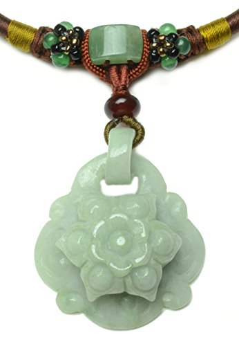om sculpted Jade pendant necklce-Fashion Jade Jewelry (Imperial Jade Jewelry)