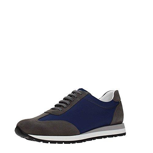Camoscio E Tela 44 S91 Sneaker 20419 Soldini Uomo 2 EBwtqn6v