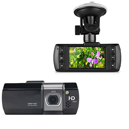 Car Dash Cam KKGG Backup Dashboard Digital Camera Recorder 2.7