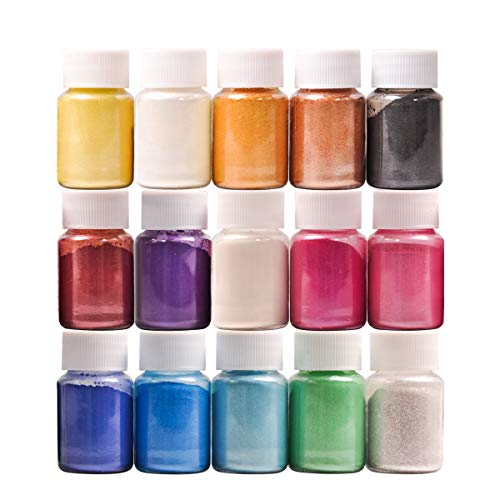 Mica Powder 15 Colors