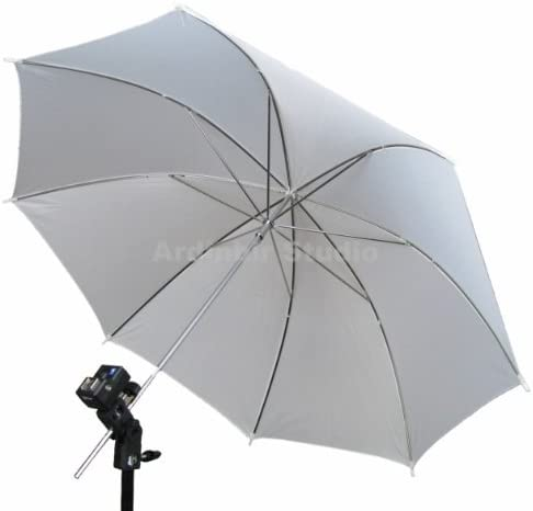 Photo Studio Portable Hot Shoe Flash Umbrella Stand Kit with Wireless Remote Trigger