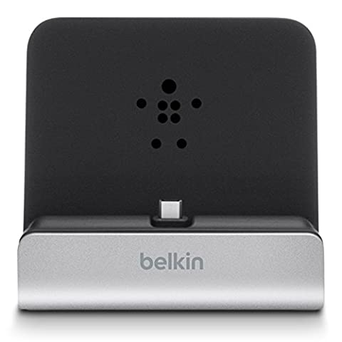 Belkin PowerHouse ChargeSync Express Dock with Adjustable Micro USB Connector for Android Smartphones and Tablets (2.1 Amp / 10 (Nokia Lumia 1520 Belkin Case)