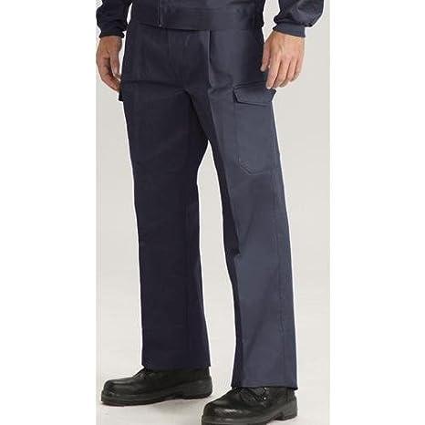 Vesin Ia22-56 - Pantalón algodón ignífugo l3000: Amazon.es: Bricolaje y herramientas