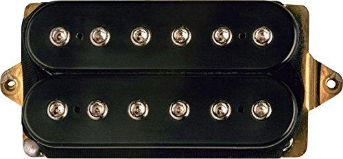 (DiMarzio DP153BK FRED Black w/ Bonus RIS Pick (x1) 663334006508)