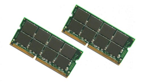 (1GB 2x512MB PC133 SODIMM Dell Inspiron 4100 Memory (MAJOR BRANDS))