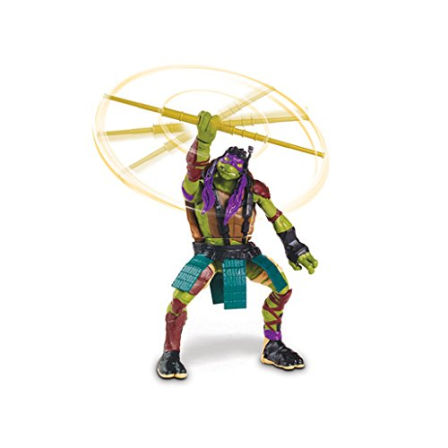 Ninja Turtles - Combat Warrior - Donatello - Figurine à ...
