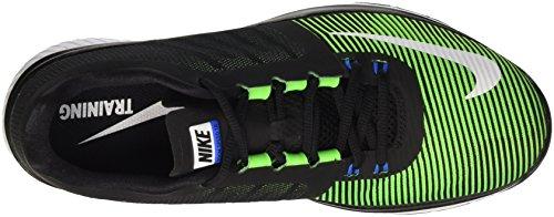 Nike Tr3 Brogue Blanco Black Scarpe Sprng white Khk Uomo Stringate Leaf Basse Verde Negro Zoom crg Speed FgYxqrF