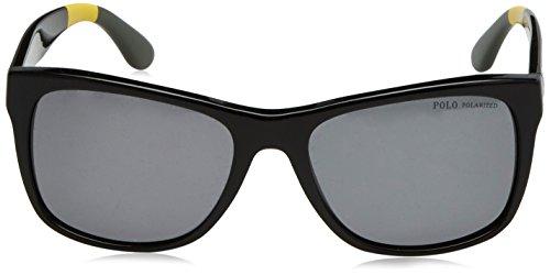 Polo Black Sonnenbrille Shiny PH4106 556781 CnfCPq4