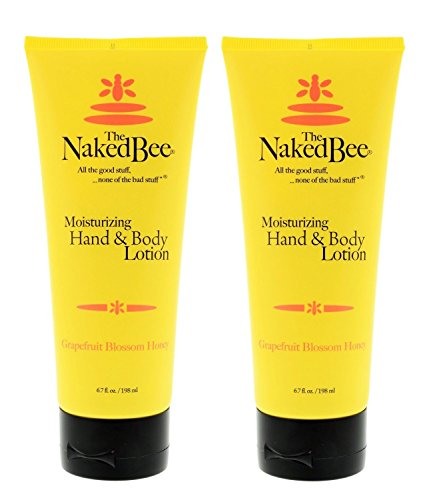 Naked Bee 6.7oz Grapefruit Blossom Honey Hand and Body Lotio