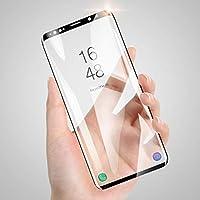 Samsung Galaxy S8 Plus Nano 5D Ekran Koruyucu SİYAH