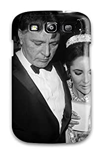 Minnie R. Brungardt's Shop 9271377K42395666 Quality Case Cover With Photography Black And White Nice Appearance Compatible With Galaxy S3