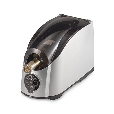 (Cooper Cooler Brushed Chrome Tailgater Rapid Beverage and Wine Chiller)