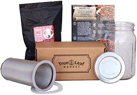 Trellis Co. Cold Brew Coffee Maker Kit