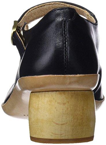 De S696 tintorera Skin Mujer Punta Ebony Restored Cerrada Negro Tacn Neosens Para ebony Con Zapatos WUw4pYnwxq