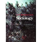 Sociology, Ian Robertson, 0879011343