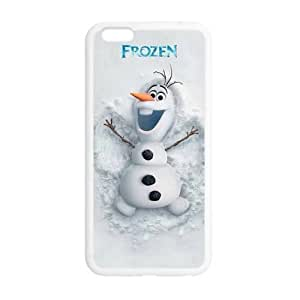 Frozen, Customized Back Cover Protector TPU For iphone 6 plus, iphone 6 plus Case, 5.5 inch