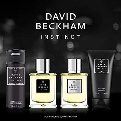 David Beckham Instinct Eau de Toilette para Hombre - 75 ml.