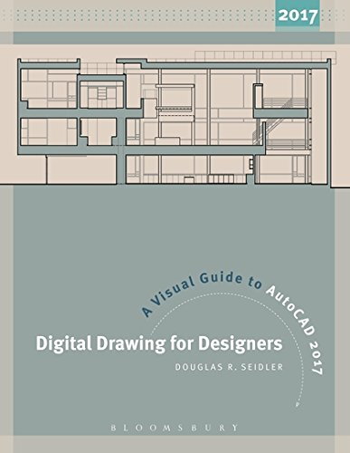 Cheap  Digital Drawing for Designers: A Visual Guide to AutoCAD 2017