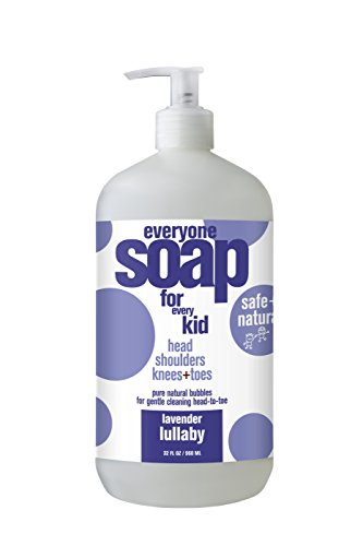 Everyone Soap for Every Kid, Lavender Lullaby, 32 Ounce