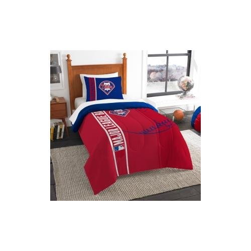 The Northwest Co mpany MLB Philadelphia Phillies Twin 2-piece Comforter - Phillies Bedding Philadelphia