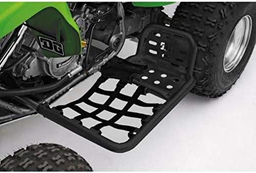Yamaha YFZ 450 2012–2013 Tusk Comp Series Nerf Bars Black//Black Webbing Fits