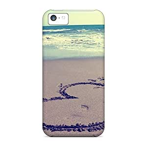 LJF phone case Faddish Phone Beach Lover Case For iphone 4/4s / Perfect Case Cover