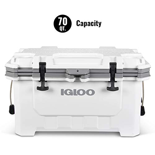 Igloo IMX 70 Quart Cooler with Cool Riser Technology