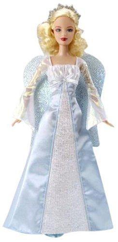 "NEW 12/"" Mattel 2006 Barbie Holiday Angel Doll"