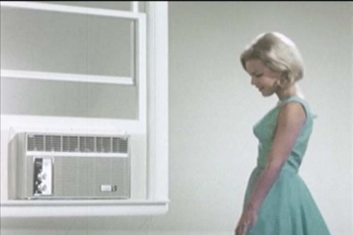 Classic Westinghouse Appliance Product Promo Films DVD: Old Westinghouse Air Conditioner, Refrigerator & Home Appliances Videos