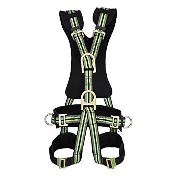 Suspensión cuerpo arnés - Universal - 5 Punto comodidad arnés de ...