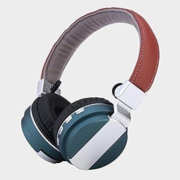Headphone BT Blue - Auriculares estéreos Plegables ...
