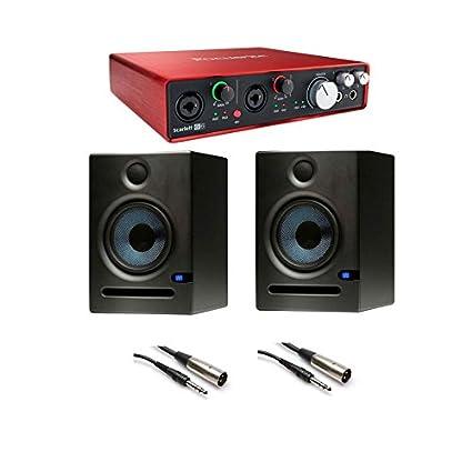 Amazon.com: Focusrite Scarlett 6i6 Interfaz de audio USB con ...