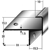 Perfil de escalera / Perfil angular / Mamperlán