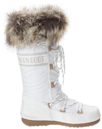 Ragazza W Bianco Moon E Boot Monaco Stivali ACxAw1qX