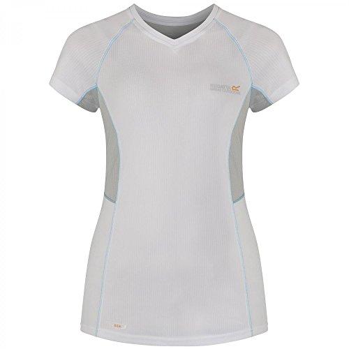Regatta Camiseta Jenolan para mujer Gold Heat