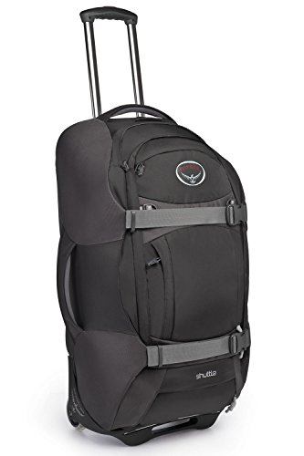 Osprey Shuttle 28-Inch  80L Wheeled Luggage (Charcoal One Size)