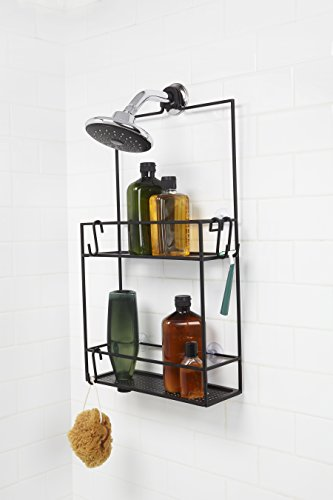 Umbra Cubiko Shower Caddy Black product image