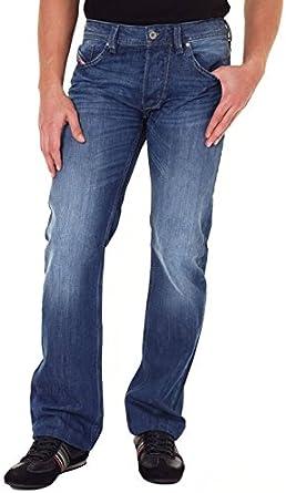 008XR 8XR Blue NEW Diesel Larkee Regular Fit Mens Jeans