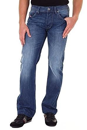 Pantalones vaqueros para hombre Diesel Larkee. Ajuste ...