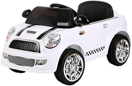 Kids Ride on Car Electric Car Remote control Model S6088 White