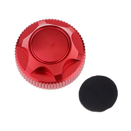 Control Cap - SM SunniMix Spool CAST Control Tension Cap fit D-14/15, Red/Blue - Red