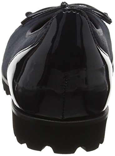 Gabor Shoes Gabor Jollys, Bailarinas Para Mujer Azul (16 Pazifik)