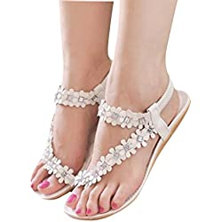 Summer Bohemia Flat Sandals