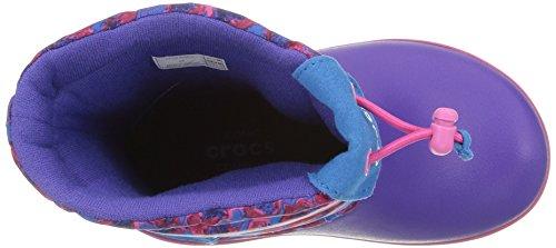 – Alto A Unisex Collo Cbndldgptgrphk Crocs Multicolore Sneaker leopard Bambini IqwHxBUp