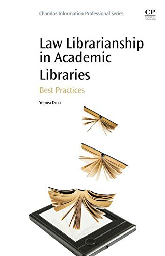 Law Librarianship in Academic Libraries: Best Practices (Data Classification Best Practices)