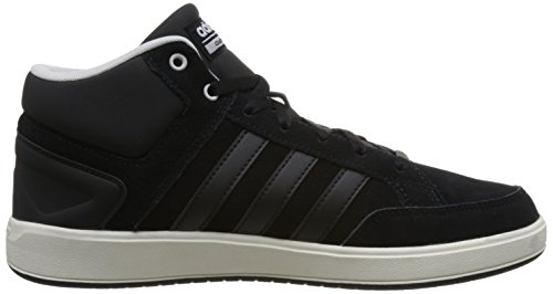 Cf negbas Adidas Mid negbas Noir griuno De Court Chaussures Fitness Homme All vd6Frd