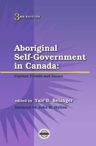 aboriginal self government essay
