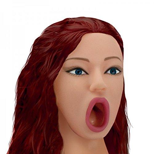 Muñeca sexual inflable Sienna Vibrating - Blow Job - Vibrating LVEN 80b3a4
