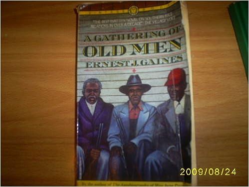 a gathering of old men online book